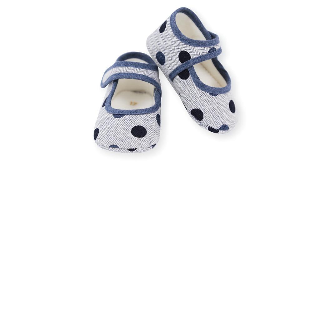 Donkerblauw schoentjes van Mac ilusion