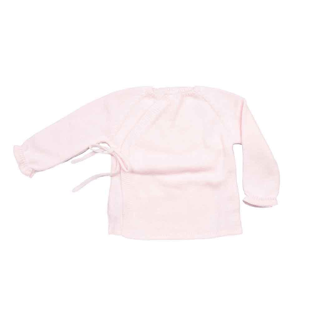 Roze gebreid setje van Mac ilusion