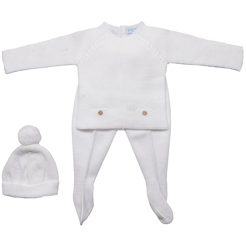 wit babysetje van Mac ilsion