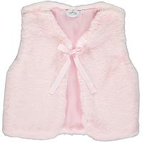 Adee roze bont vestje