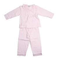 Deolinda licht roze pyjama