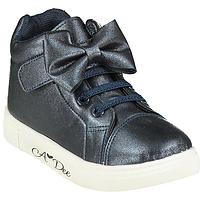Sneakers van Adee donkerblauw