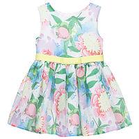 Gebloemde jurk van Tutto piccolo