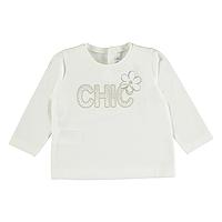 Mayoral creme tshirt CHIC