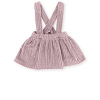 Oud roze rib jurkje van Mac ilusion