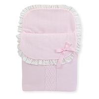 Roze deken/slaapzak van Mac ilusion